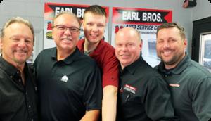 Earl Bros family