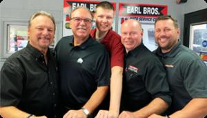 Earl Bros. family